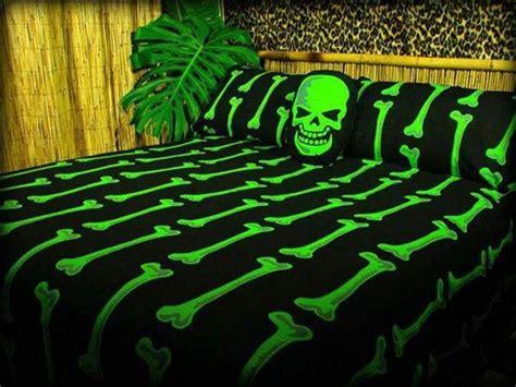 skull bed set bad ass pinterest bed sets beds