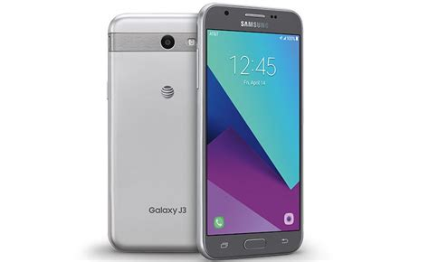 android phones at t samsung galaxy j3 2017 goes on sale at at t for 180