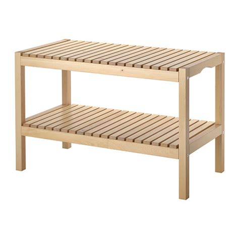 bench with storage ikea molger bench ikea