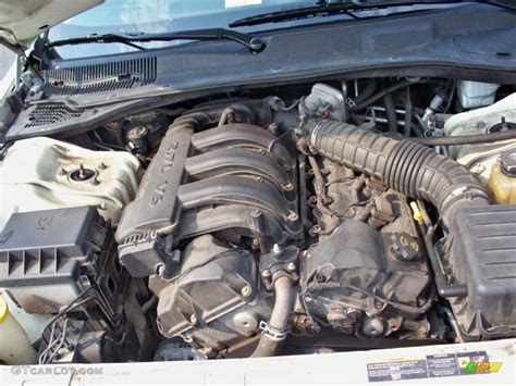 2005 Dodge Magnum Engine by 2005 Dodge Magnum Se 2 7 Liter Dohc 24 Valve V6 Engine