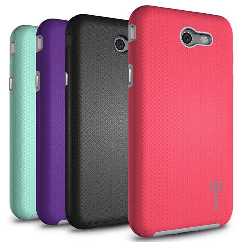 Tempered Glass Cover Samsung J7 Pro Antigores Kaca icase ultra thin softcase samsung galaxy j7 prime purple