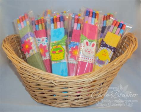 Paper Craft Ideas For Craft Fair - easter pencil sets the southern ster by cjbrasher
