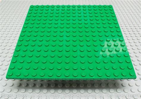 Lego Baseplate 29 2pcs lego 16x16 dot green plate 5x5 inch 1 3 thickness baseplate 91405 platform the brick bank