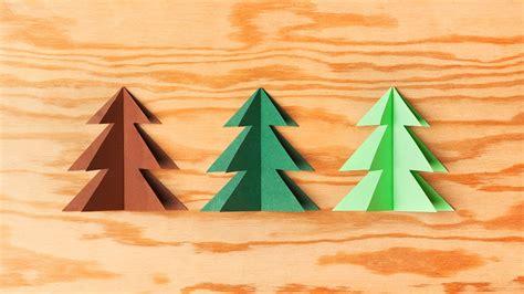 Origami Natal - origami natalino enfeites para o seu natal westwing