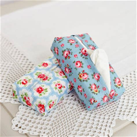 tissue holder pattern sew sew fabric covers for tissue pocket packs free sewing