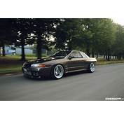 NISSAN SKYLINE R32 GTR Tuning Custom Wallpaper  1680x1120