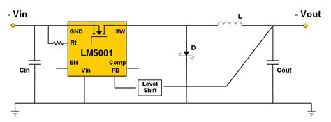 Ic Nr891d practical implementation of negative input negative output step switching converters ee