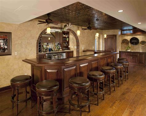 Bar Ceiling Ideas Bars Traditional Home Bar Philadelphia By Media
