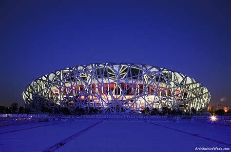Model Home Interior Design Images architectural influence beijing national stadium