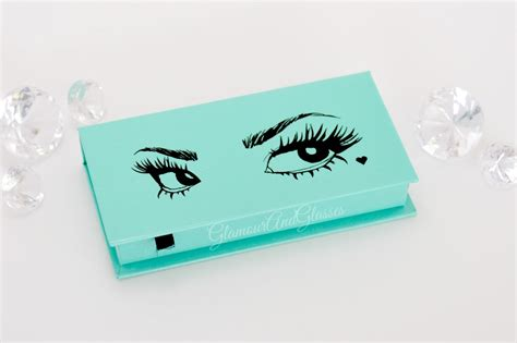 Eyelash Box Eyelash Box custom eyelash box for