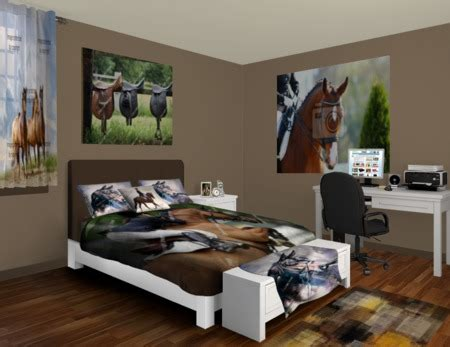 horse decorations for bedroom 26 equestrian themed bedrooms for horse crazy girls of all