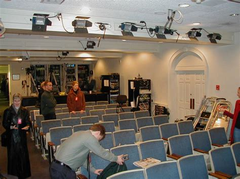 Press Room by Press Briefing Room White House Museum