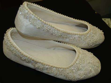 ivory flats wedding shoes bridal shoes low heel 2015 flats wedges pics in pakistan