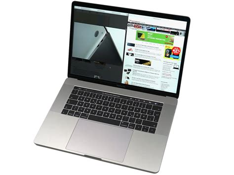 Macbook Pro 15 Inch Terbaru apple macbook pro 15 late 2016 2 9 ghz 460 notebook