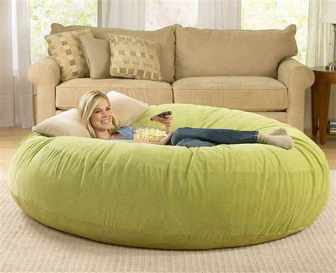 the big bean bag chair bean bag chairs the green