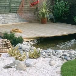 Patio Theme Ideas Nautical Garden Garden Design Ideas Decking