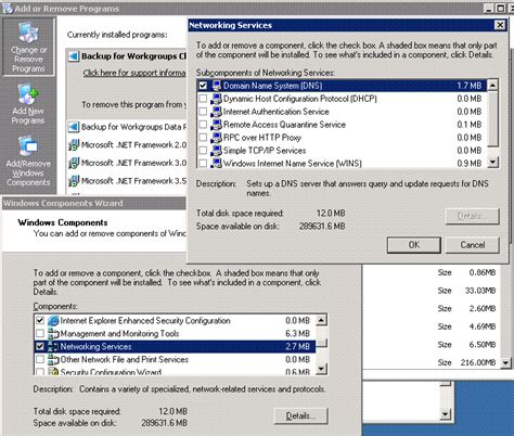 Windows Dns Lookup How To Setup Ip Dns Record In Windows Server 2008 2003