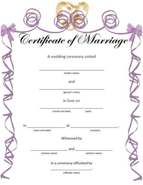 weddings printables index lovetoknow