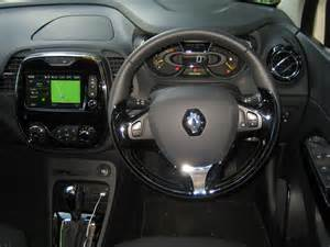 Auto Interior And Upholstery Renault Captur Medianav Dci 90 Auto Edc Eco2