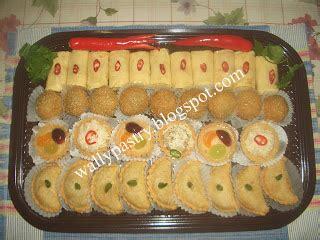 wally pastry aneka jajan pasar