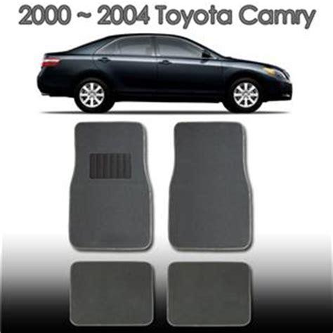 2000 2001 2002 2003 2004 car toyota camry floor mats set