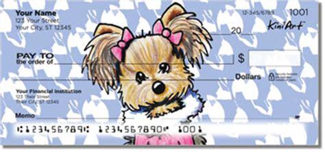 yorkie personal checks yorkie checks terrier personal checks at yorkiechecks