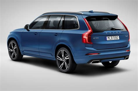 build a volvo 2016 volvo xc90 r design rear view photo 4