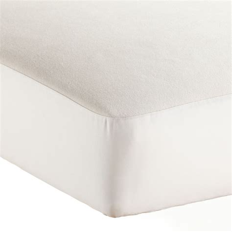 Organic Crib Mattress Cover by Naturepedic Organic Crib Mattress Pad The Land Of Nod