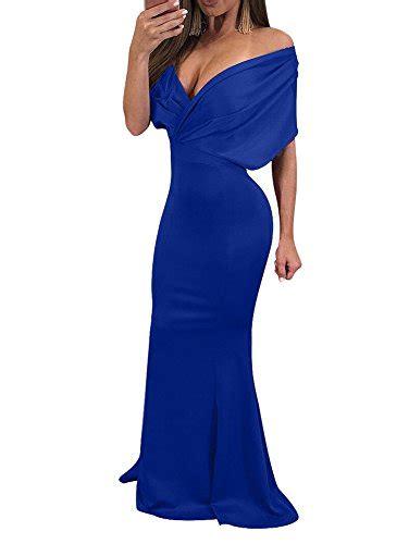 gobles v neck the shoulder evening gown import it all