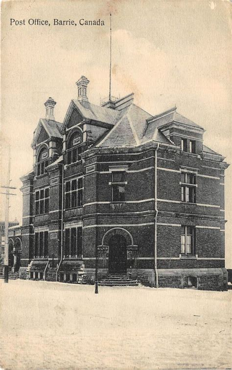 Post Office Ontario Ca by 17 Best Images About Barrie Ontario On Canada