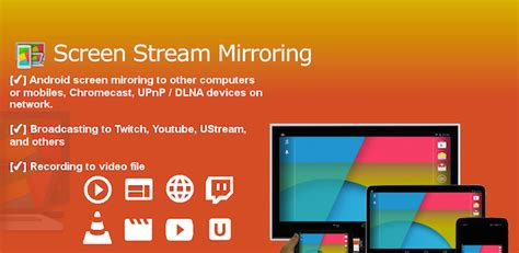 screen mirroring app for android app 4 0 screen mirroring broadcasting t android development and hacking