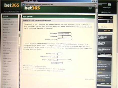 tutorial online betting lfg video tutorial how to open a bet365 online betting