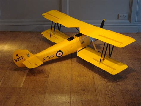 SOLD/HIGH QUALITY VINTAGE MOTORIZED MODEL KIT AIRCRAFT