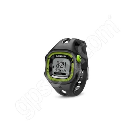 Garmin Forerunner 15 Black Grenn garmin forerunner 15 black and green
