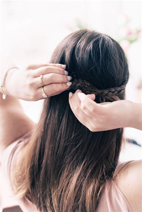 wedding hairstyles no heat 3 no heat wedding hair styles to vogue or bust
