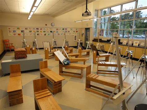 ideal classroom layout high school 11 best images about ideal art room on pinterest amazing