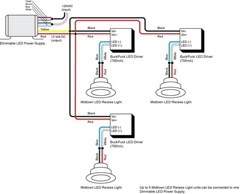 wiring diagram led spotlights wiring diagram