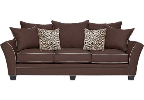 aberdeen chocolate sleeper sleeper sofas brown