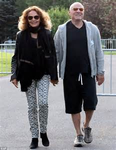 Tamara Mellon Has Emails Hacked By Husband by Jimmy Choo Co Founder Tamara Mellon Pictured Arm In Arm