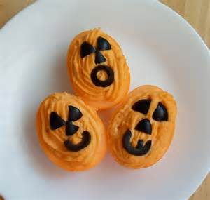 happier than a pig in mud halloween deviled eggs 4 ideas