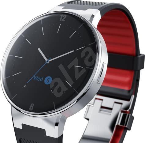 Smartwatch Alcatel One Touch Alcatel Onetouch Sm02 Smartwatch Black Smartwatch