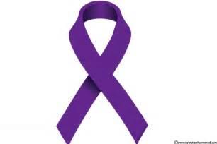pancreatic cancer color pancreatic cancer purple ribbon clip 101 clip