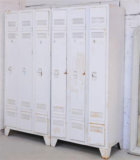 armoire vintage m 233 tal gymnase meuble vintage meubles