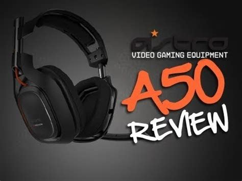 astro a50 wireless gaming headset review and unboxing astro a50 wireless gaming headset doovi