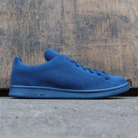 Adidas Superstar Putih Biru adidas stan smith primeknit navy tech steel