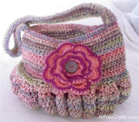 crochet pattern hobo bag free crochet hobo bag pattern