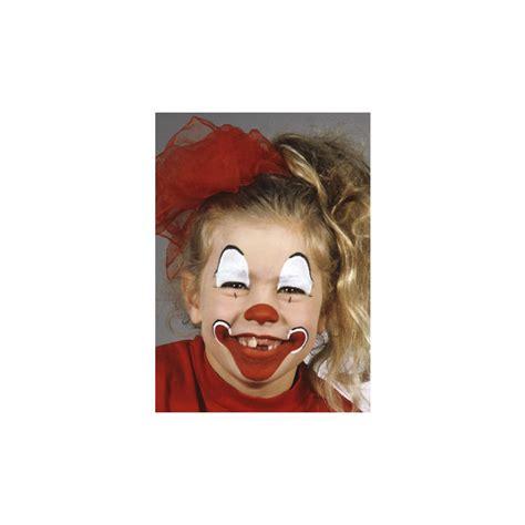 Clown Schminken Frau 2001 by Kleiner Clown Kindergesichter Schmink Partytipps
