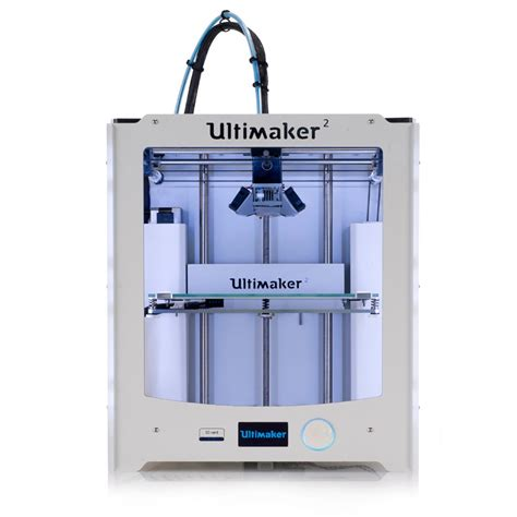 Printer 3d Ultimaker dynamism unveils the new ultimaker 2 3d printer the makers workbench