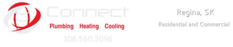 connect plumbing heating cooling sk home