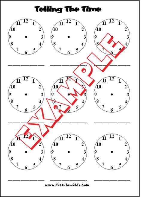 blank time worksheets time worksheets 187 telling time worksheets blank free
